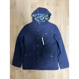パタゴニア(patagonia)の美品 パタゴニア ボーイズインファーノジャケット XL 14 ネイビー(ブルゾン)