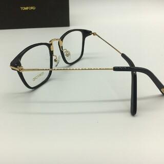 トムフォード(TOM FORD)の【TOM FORD】 トムフォード メガネ FT0672 01A 眼鏡 新品(サングラス/メガネ)