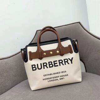 バーバリー(BURBERRY)の新品未使用バーバリー BURBERRY ハンドバッグ ショルダーバッグ(トートバッグ)