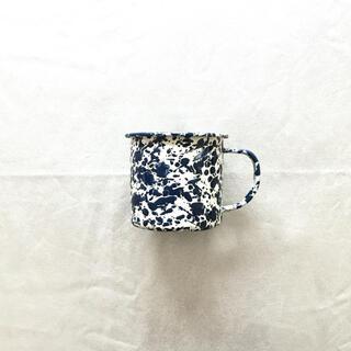 野田琺瑯 - marble horo enamel cup vintage used