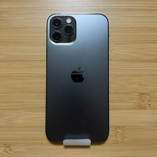 iPhone - iPhone12Pro 128GB グラファイト シムフリー A2406