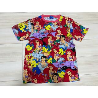 Disney - ディズニー アリエル Tシャツ