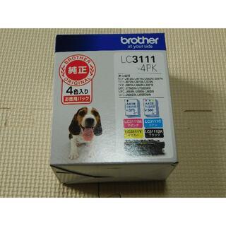 brother - ブラザー 純正 インクカートリッジ LC3111-4PK (4色パック)