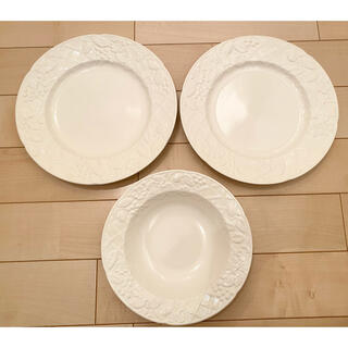 MIKASA - MIKASA ミカサ お皿 食器 プレート  28 24 白 大皿 カレー