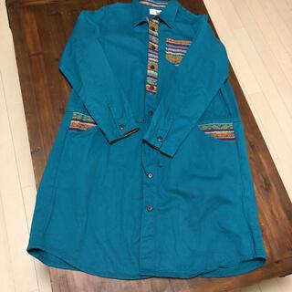 titicaca - チチカカ シャツジャケット シャツワンピース