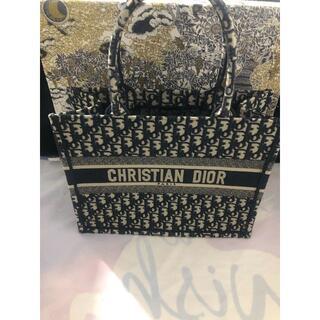 "Christian Dior - DIOR BOOK TOTE ディオール オブリーク"" スモールバッグ 正規品"