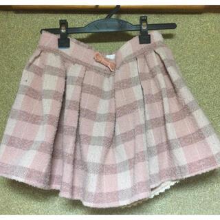 リズリサ(LIZ LISA)のLIZ LISA ミニスカート風キュロット ショートパンツ(キュロット)