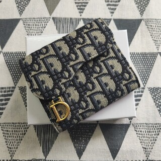 ディオール(Dior)の❀さいふ/国内発送/送料無料❀ Dior ディオール 折り財布 (その他)