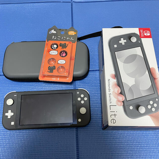 Nintendo Switch - Nintendo Switch lite ※ACアダプタ無し