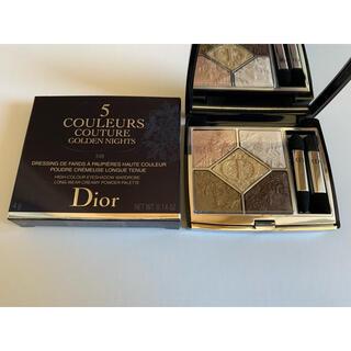 Dior - 美品 DIOR ディオール アイシャドウ サンククルールクチュール 549