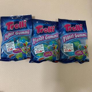 KALDI - 地球グミ トローリプラネット 4個入×3袋