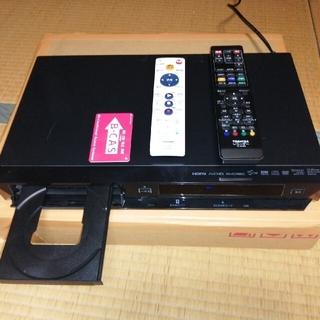 トウシバ(東芝)のTOSHIBA REGZA レグザブルーレイ DBR-Z110(ブルーレイレコーダー)