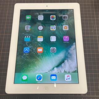 アイパッド(iPad)のiPad4 16GB auセルラーモデル(4世代)(タブレット)