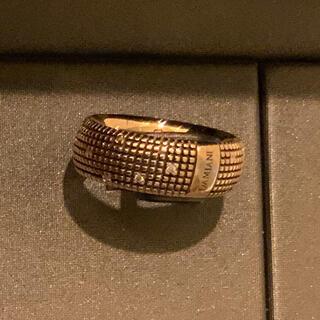Damiani - ダミアーニ メトロポリタン ワイド リング ダイヤモンド