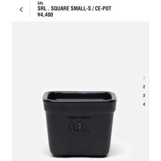 ネイバーフッド(NEIGHBORHOOD)のSRL . SQUARE SMALL-S / CE-POT(プランター)