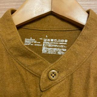 MUJI (無印良品) - 無印良品シャツ