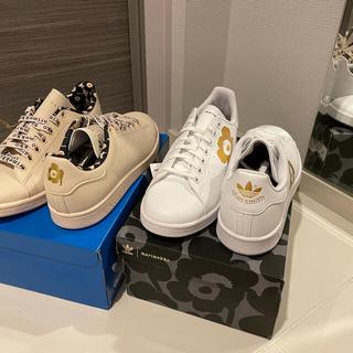 adidas - adidas marimekko コラボ スタンスミス 23.5cm