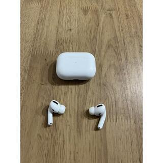 Apple - apple airpods pro A2190 イヤホン BluetoothP4