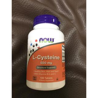 L-システイン 500mg 100粒(L-Cysteine