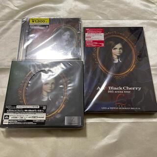 Acid Black Cherry L CD DVDセット