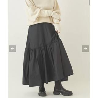 Plage - Plage 【R'IAM】タフタ スカート