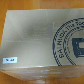 BALMUDA - BALMUDA The Toaster K05A-BG 新品 未使用