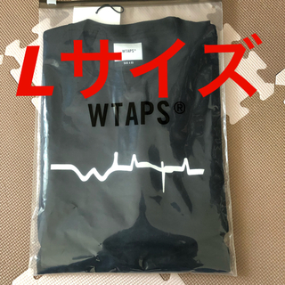 W)taps - WTAPS 21aw VIBES SCREEN L/S TEE BLACK L