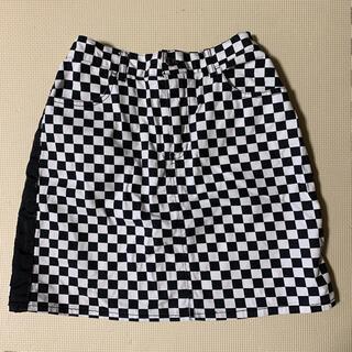ウィゴー(WEGO)のチェックスカート(ひざ丈スカート)