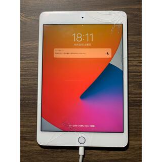 アイパッド(iPad)のiPad mini4 128GB silver ジャンク(タブレット)