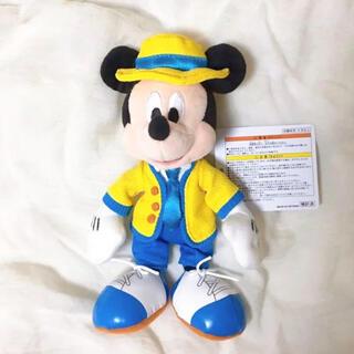 Disney - ミッキー ぬいぐるみバッジ