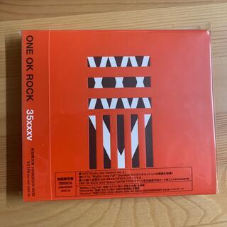 ワンオクロック(ONE OK ROCK)の35xxxv(初回盤)(ポップス/ロック(邦楽))