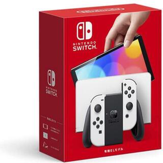 ニンテンドースイッチ(Nintendo Switch)のNintendo Switch(有機ELモデル) Joy-Con(L)/(R) (家庭用ゲーム機本体)