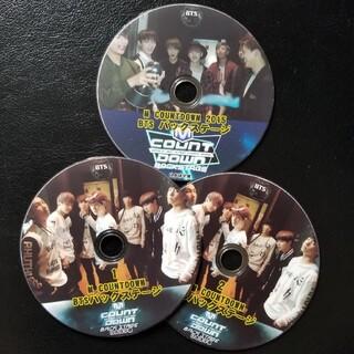 防弾少年団(BTS) - BTS - M COUNTDOWN BTS バックステージ (日本語字幕有)3枚