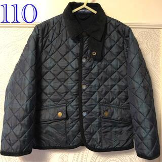 ラルフローレン(Ralph Lauren)の110センチ ラルフローレン 内側フリース♡キルティングジャケットジャンパー(ジャケット/上着)