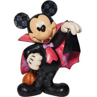 ミッキーマウス(ミッキーマウス)の新品 ハロウィン ミッキー コストコ ドラキュラ ヴァンパイア ジムショア(置物)