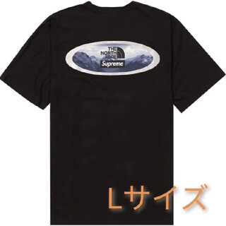 Supreme - Supreme / The North Face Mountains Tee