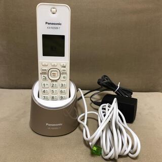 パナソニック コードレス電話機