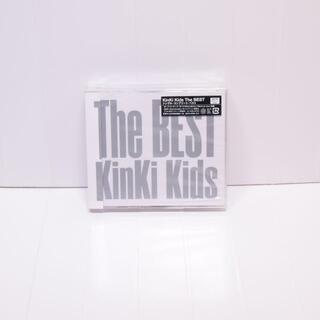 キンキキッズ(KinKi Kids)の美品◆Kinki Kids◆The BEST アルバム◆通常盤◆3CD(ポップス/ロック(邦楽))