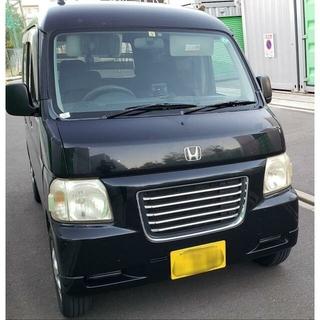 ホンダ - ☆ホビオ5速マニュアル4WD車検付き・プッシュスタート☆