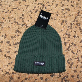 STUSSY - STUSSY ステューシー ニットキャップ ニット帽