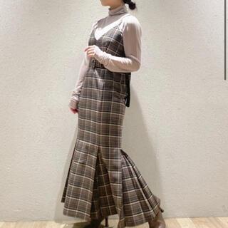 snidel - ウエストベルトマーメイドスカート