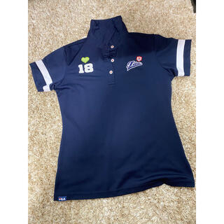 フィラ(FILA)のゴルフウェア(ポロシャツ)