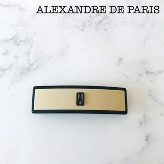 Alexandre de Paris - ☆新品☆ALEXANDRE DE PARIS 50周年記念限定 バレッタ 6cm