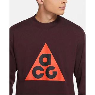 NIKE - 【美品】NIKE ACG ロングスリーブTシャツ 長袖Tシャツ  L