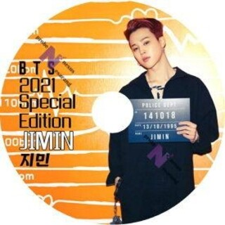 ボウダンショウネンダン(防弾少年団(BTS))のJIMIN ジミン 2021 SPECIAL EDITION(ミュージック)
