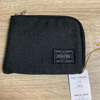ポーター(PORTER)のPORTER SMOKY L字型財布 592-09990(折り財布)