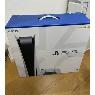 プレイステーション(PlayStation)のSONY PlayStation5 CFI-1100A01 プレーステーション5(家庭用ゲーム機本体)