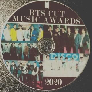 ボウダンショウネンダン(防弾少年団(BTS))のBTS 2020 ミュージックアワードカット(ミュージック)