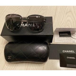 CHANEL - CHANEL サングラス 本物 CHANEL 眼鏡 CHANEL