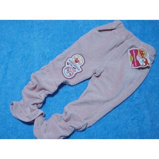 アンパンマン(アンパンマン)の新品 95cm アンパンマン コーディュロイ裾くしゅくしゅロング丈パンツ p(パンツ/スパッツ)